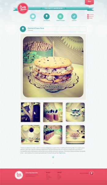 The Pretty Baker