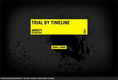 Trial by Timeline