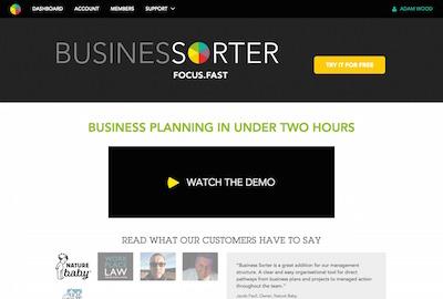 Business Sorter